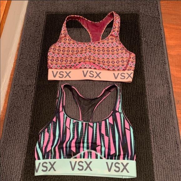 Victoria's Secret Other - M- set of 2 Victoria's Secret Sports Bra tips